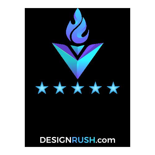 DesignRush award logo